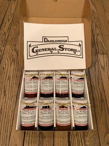 North GA Jelly Gift Box - Dahlonega GA