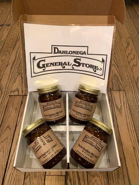 Bourbon Barbeque Sauce - Dahlonega General Store